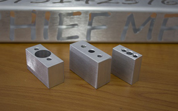 high quality aluminum parts
